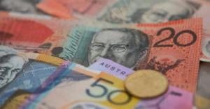 Australian 5,20,50 dollar notes
